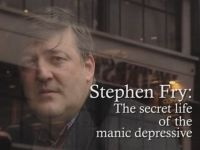 """Stephen Fry: The Secret Life of the Manic Depressive.  Great documentary!  I I appreciate his quote regarding self medicating-""""they mistake the symptoms for the cause"""""""