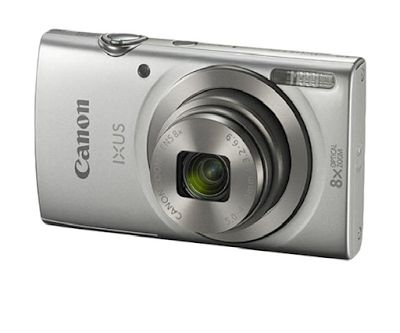 Canon IXUS 175 Kamera Pocket - Silver [20 MP/ 8x Zoom] | specification