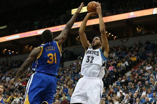 karl anthony towns for rookie of the year - Google Search