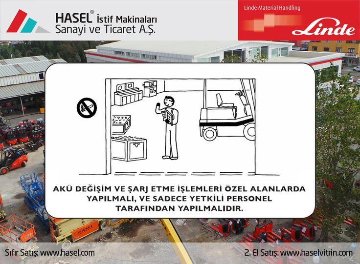Hasel İstif Makinaları A.Ş. şu şehirde: İstanbul, İstanbul