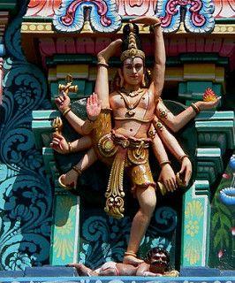 Shiva Nataraja at Chidambaram, Nataraja Temple