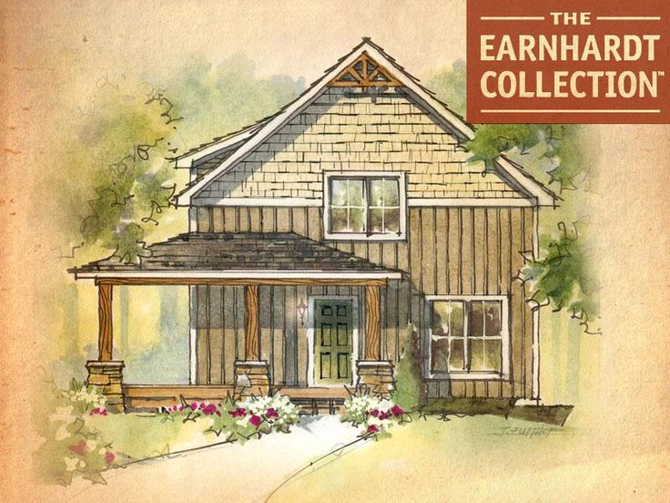 Speckled trout home plan earnhardt collection for Custom dream home floor plans