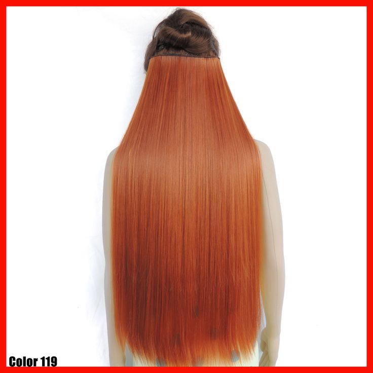 Now available @Hawtinhair.com 28 inch straight ...  Check it out   http://hawtinhair.com/products/28-inch-straight-yellow-red-haar-extension-synthetic-5-clip-in-hair-extensions-hair-pieces-aplique-de-cabelo-women-hairpiece?utm_campaign=social_autopilot&utm_source=pin&utm_medium=pin