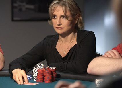 Jennifer Harman - professional poker player. Only woman to win two World Series of Poker open events. Kidney recipient.