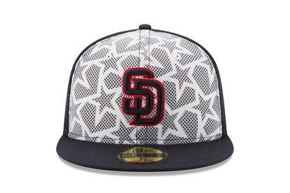 SanDiego Padres 4th of July Pro-Fit 59Fifty