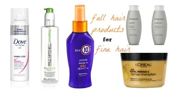 1000+ Ideas About Fine Hair Products On Pinterest
