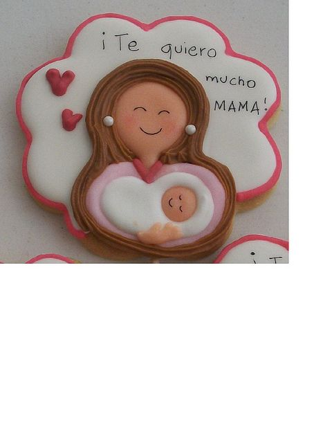 Baby and mom cookies