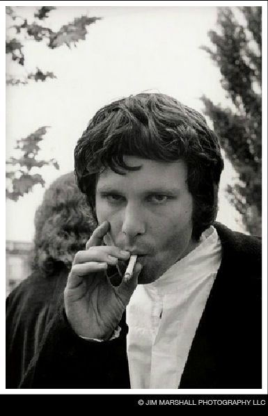Jim Morrison, Northern California Folk Festival, 1968