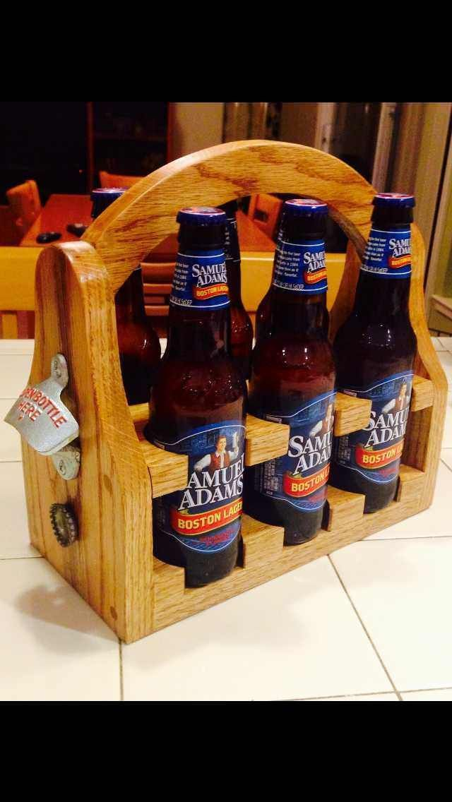 Beer Caddy Diy Imgur Woodworking Projects Australia In 2019