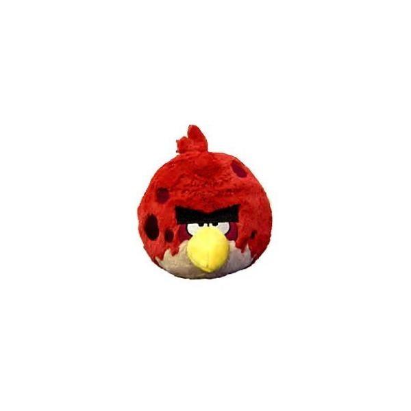 Angry Birds - Pájaro Hermano Mayor De Peluche Con Sonido 5''