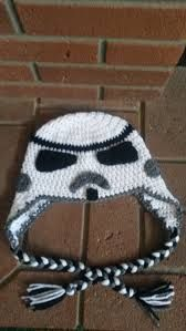 Image result for stormtrooper crochet hat pattern free