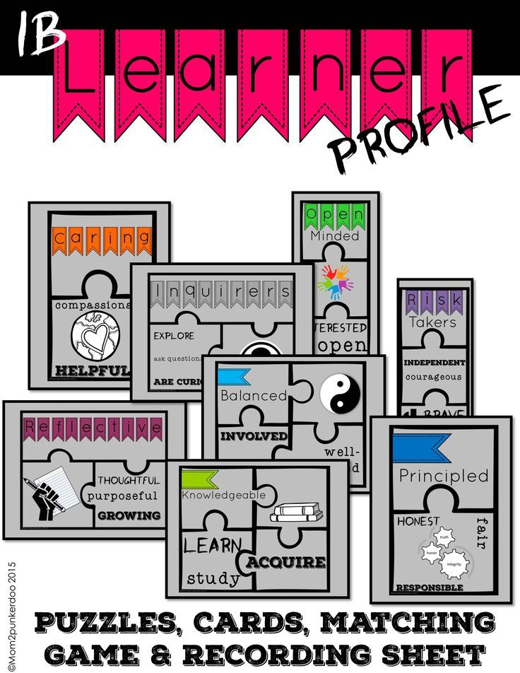 The 25+ best Ib Learner Profile ideas on Pinterest | Learner ...