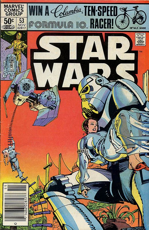Marvel Star Wars Issue 53