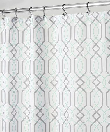 25 Best Ideas About Gray Shower Curtains On Pinterest