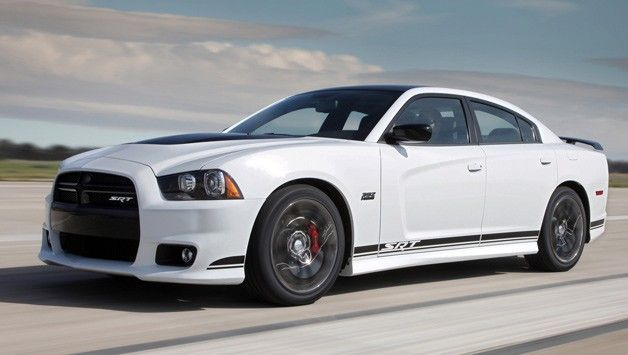 2013 Dodge Charger SRT8 392 Appearance Package-- Comes with a 6.4 liter V8 producing 470hp