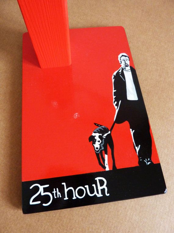 25th houR. Unique handmade and handpainted by QrtosCreations
