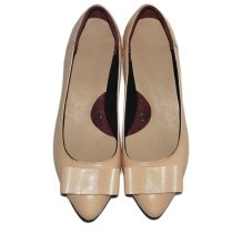 We #love #shoes!  Genuine #Leather #Flats