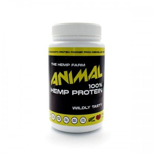 ANIMAL hemp protein powder