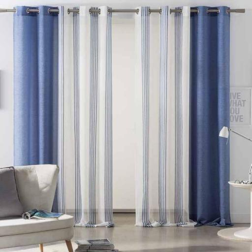 cortinas modernas para salon