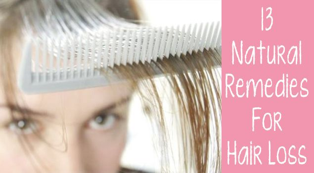 13 Natural Remedies To Reduce Hair Loss http://www.onegoodthingbyjillee.com/2013/10/13-natural-remedies-to-reduce-hair-loss.html