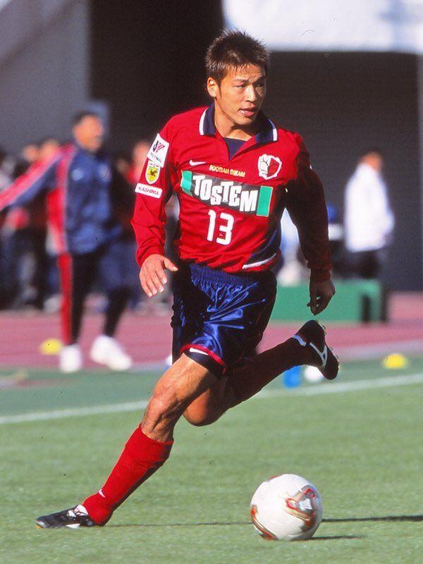 Atsushi Yanagisawa (FW) (Kashima Antlers - Japan)