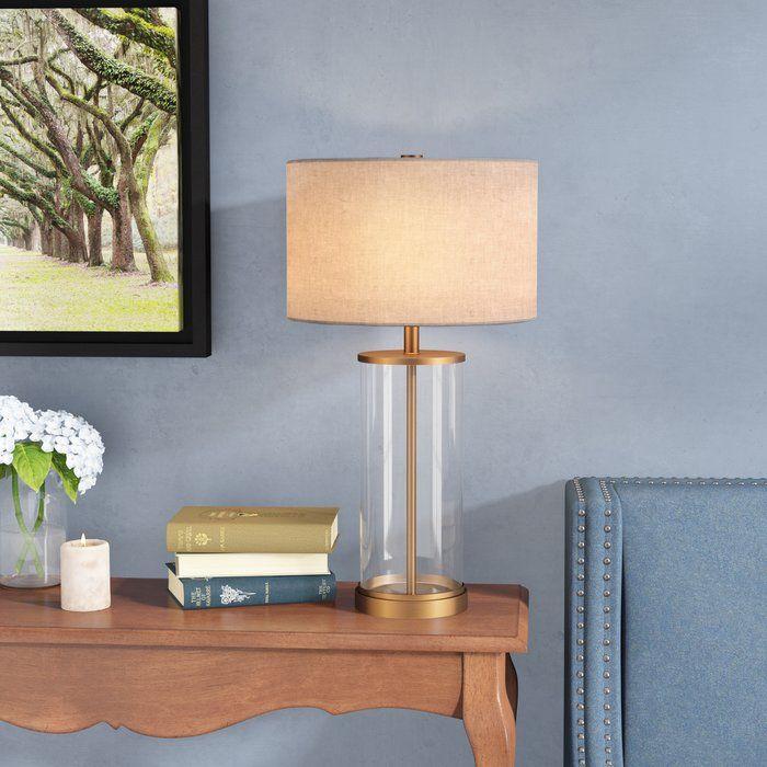 Three Posts Kemmer 28 Table Lamp Reviews Wayfair Table Lamp Lamp Classic Table Lamp