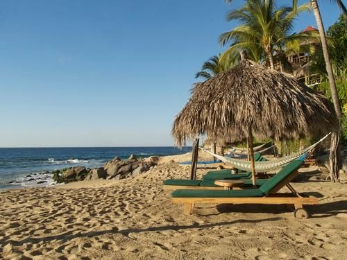 "For those who prefer ""haven't been-there-done-that"" in Mexico, there's a solution: Fly into Puerto Vallarta, on the country's Pacific side, and head north about 45 minutes to the undiscovered town of Sayulita."