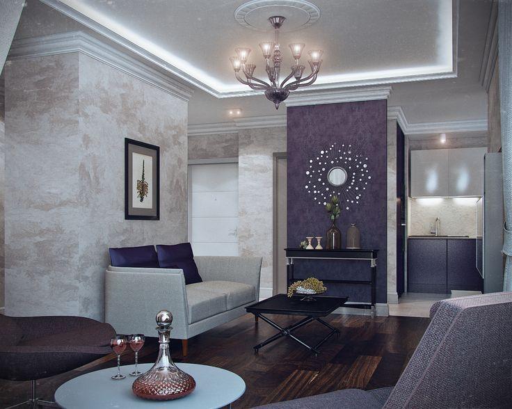 Интерьер квартиры / Apartment interior