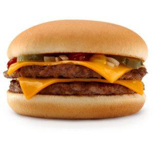 Double Cheeseburger :: McDonalds.com
