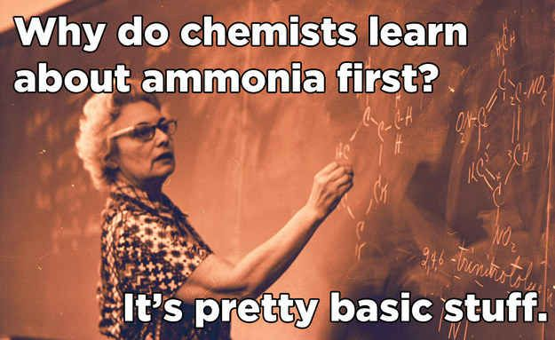 14 Jokes Only Chemistry Geeks Will Understand