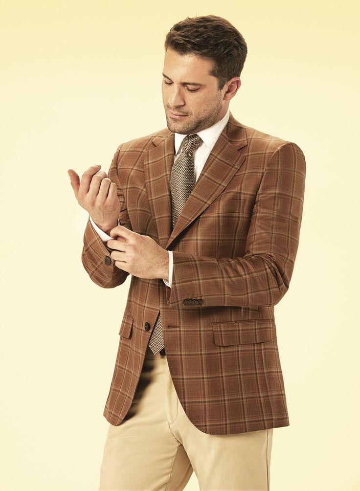 Charme é a grande tendência para moda homem ;)