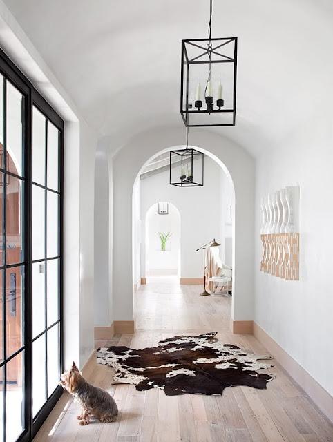 Designer Elizabeth Stanley's house