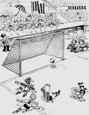Quino y el fútbol