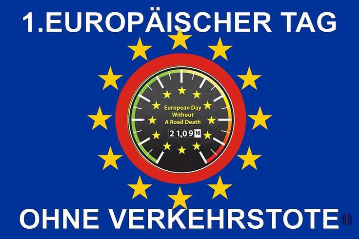 Erster europäischer Tag ohne Verkehrstote