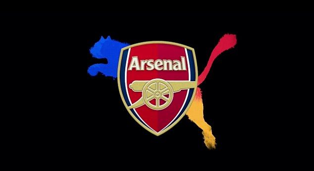 Arsenal - Puma Trilogy