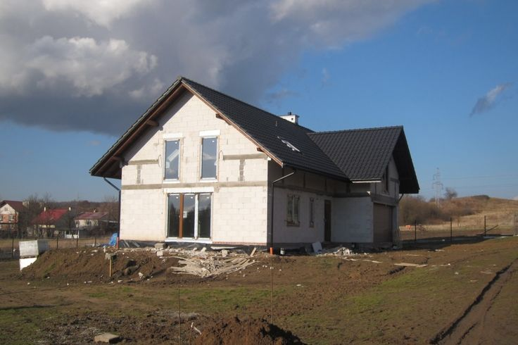 Projekt domu Party