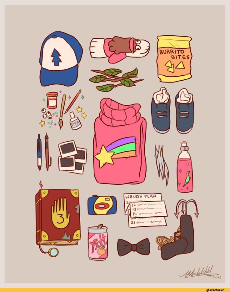 GF Арт,GF art,Gravity Falls,фэндомы,Mabel Pines,GF Персонажи,Dipper Pines