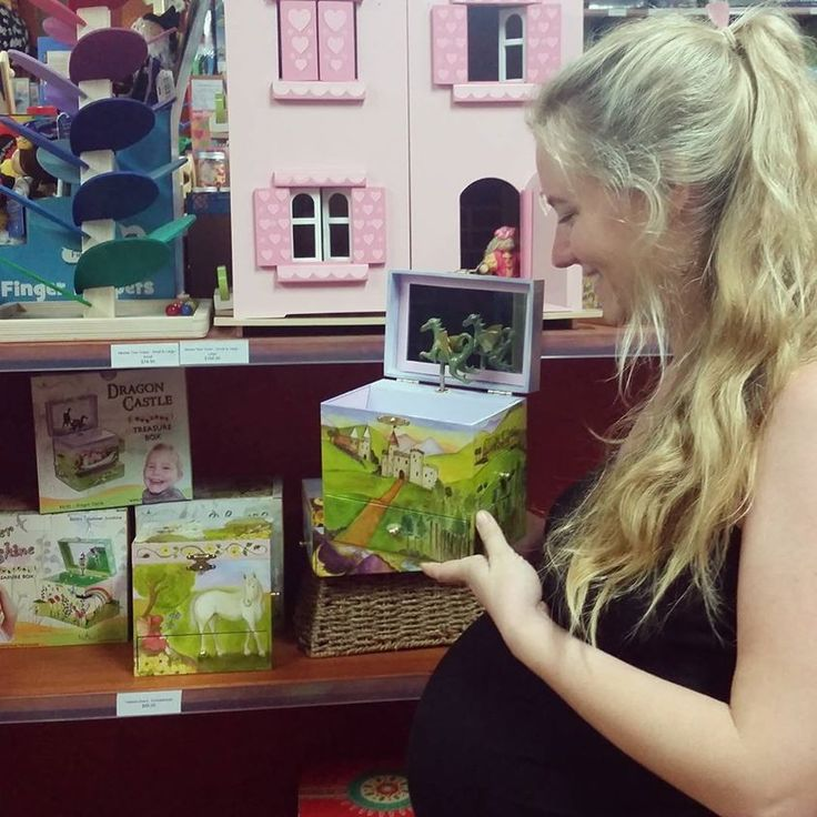 Enchantment Music Boxes, Treasures to keep – Earth Toys