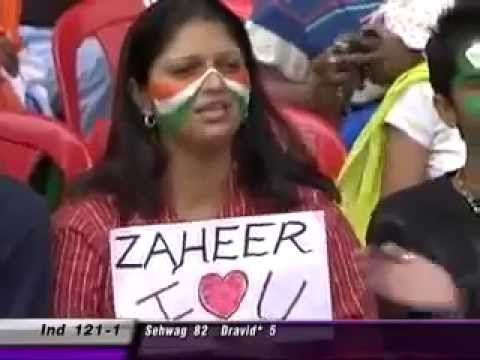 Zaheer Khan Reacts To A Girl's 'I Love You' Message On Live TV And The Moment's Priceless