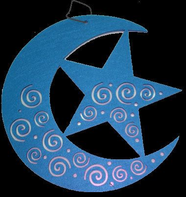 eid moon star, eid decoration, eid hanging, moon star hanging, ramadan decoration, ramadan hanging , hajj decoration, hajj hanging