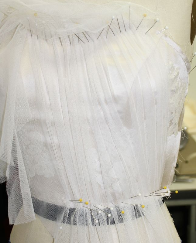 Trendy L ezu Steps Required To Make A Couture Wedding Gown