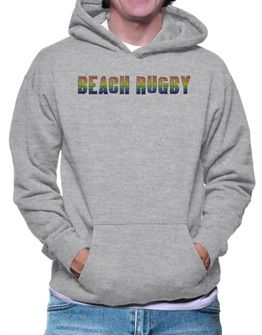 Gay Color Beach Rugby