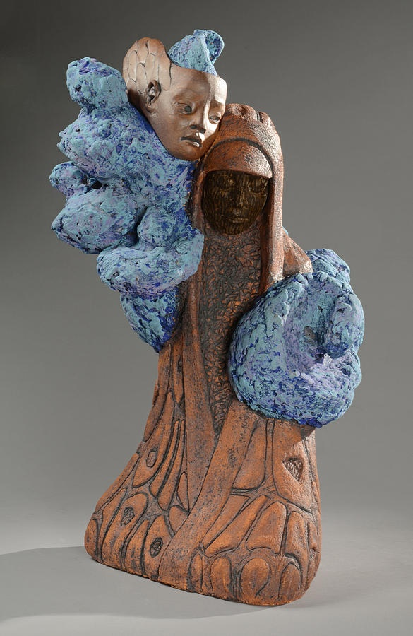 Best clayton thiele sculptures images on pinterest