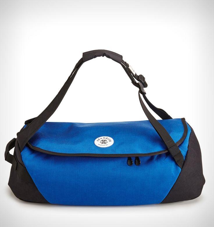 Crumpler The Ample Thigh Duffle Bag - Royal Blue