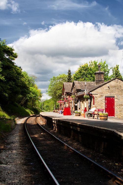 Haworth, West Yorkshire, England (by Mark Winterbourne