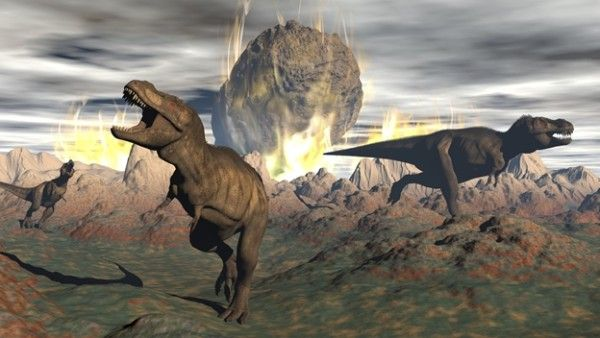La extinción de los dinosaurios teoría volcanes
