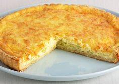Quiche Crust Recipe // Masa para tartas // by: Anna Olson