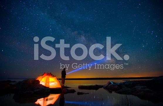 Milky Way royalty-free stock photo