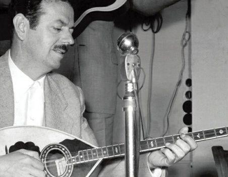 Βασίλης Τσιτσάνης, ο άνθρωπος που έφτιαχνε τραγούδια σαν ζωγραφιές