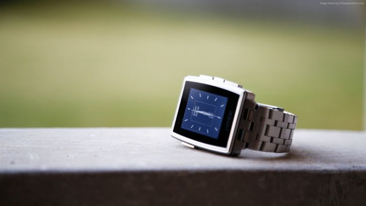 pebble steel smartwatch wallpaper hi tech